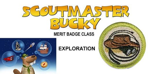 Exploration Merit Badge - 2020-04-25 - Saturday AM - Scouts BSA