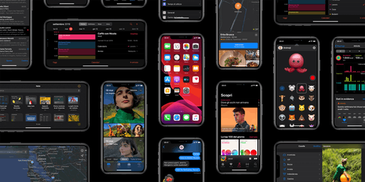 Seminario Gratuito Apple iOS 13
