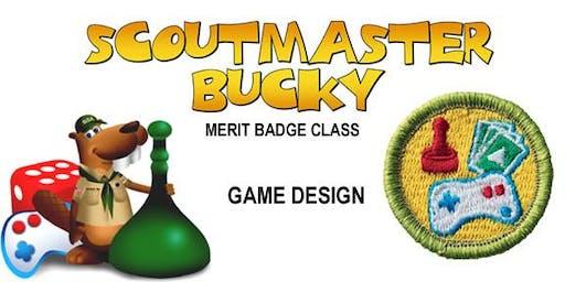 Game Design Merit Badge - 2020-04-25 - Saturday AM - Scouts BSA