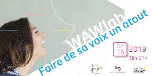 WAWlab Travailler sa voix