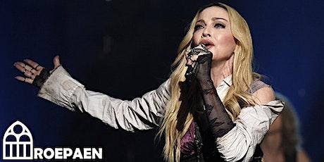 Undercoversessie: Madonna • Roepaen Podium tickets