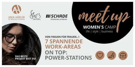 Women's Camp 2019 Life.Style.Business powered by Anja Häßler Tickets