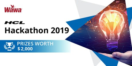 WAWA HCL Hackathon 2019 tickets