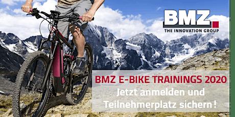 BMZ E-BIKE TRAININGS 2020 Tickets