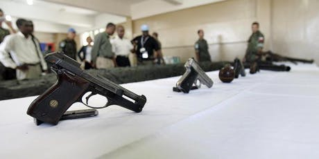 Building Peace through Country-level Weapon and Ammunition Management tickets
