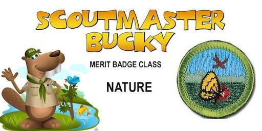 Nature Merit Badge - 2020-04-25 - Saturday AM - Scouts BSA