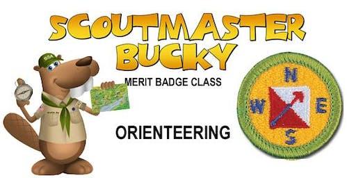 Orienteering Merit Badge - 2020-04-25 - Saturday AM - Scouts BSA