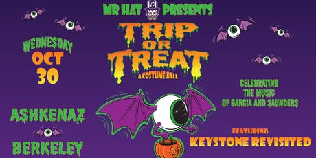 Trip or Treat Halloween Costume Ball w/ Keystone Revisited tickets
