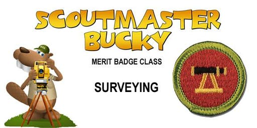Surveying Merit Badge - 2020-04-25 - Saturday AM - Scouts BSA