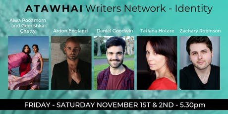 ATAWHAI WRITERS NETWORK- IDENTITY 2019 tickets