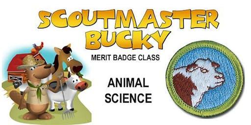 Animal Science Merit Badge - 2020-04-25 - Saturday PM - Scouts BSA