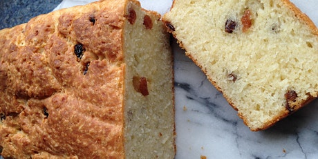 Gluten Free Afternoon Tea Cakes & Pastries with Steve Thorpe tickets