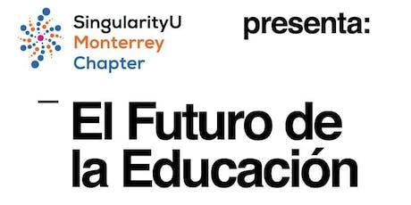 El Futuro de la Educación entradas