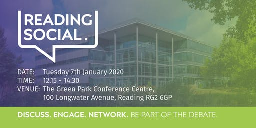 Reading Social - 7 January 2020