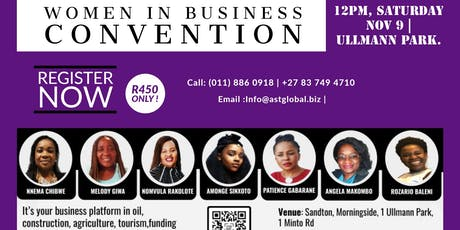 Women Business Convention 2019 tickets