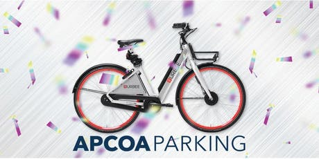 APCOA PARKING Marie Heinekenplein - Ultimate Urbee Experience tickets
