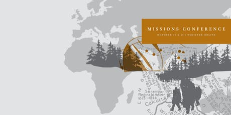 CCK Missions Conference tickets