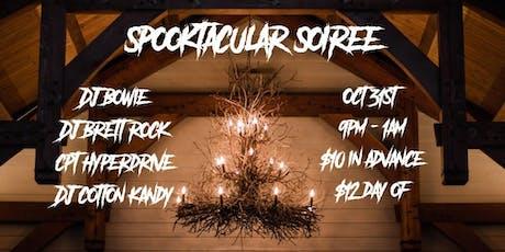 Spooktacular Soiree tickets