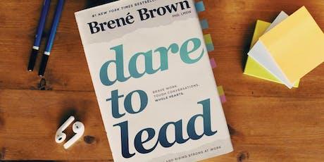 DARE TO LEAD™ | POUR LEADERS | 8+9 nov 2019 | Montréal billets