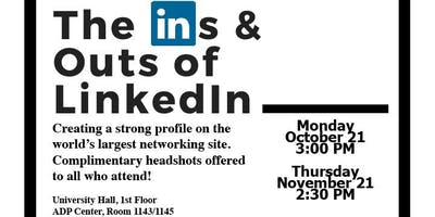 The Ins and Outs of LinkedIn 10/21
