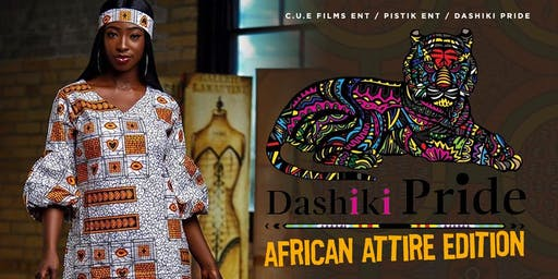 African Attire Party