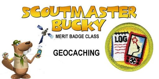 Geocaching Merit Badge - 2020-04-25 - Saturday PM - Scouts BSA