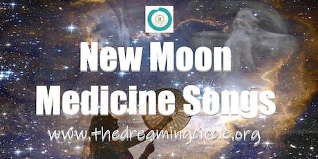 New Moon Medicine Songs tickets
