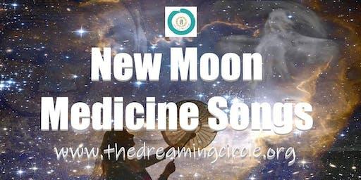 New Moon Medicine Songs