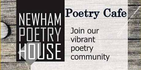 Open Day at Newham Poetry House tickets