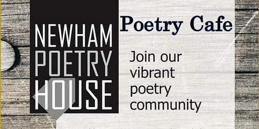 Open Day at Newham Poetry House