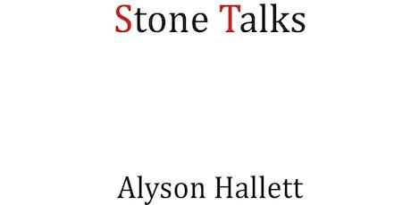 Stone Talks book launch tickets