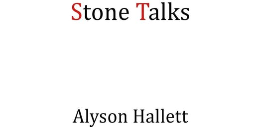 Stone Talks book launch