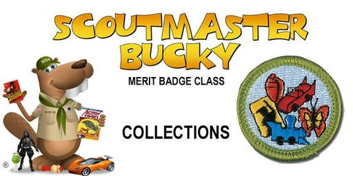 Collections Merit Badge - 2020-04-25 - Saturday PM - Scouts BSA