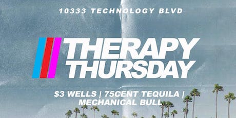 Thursday Therapy  tickets