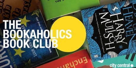 Bookaholics Book Club - 30 October tickets