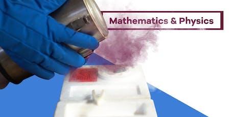 Graduate Career Info Evening - LM124 Maths /Financial Maths / Physics  tickets