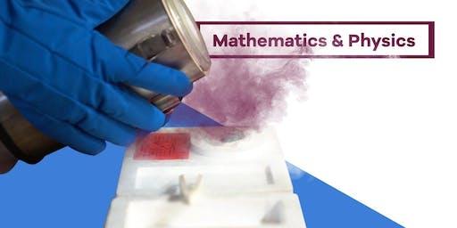 Graduate Career Info Evening - LM124 Maths /Financial Maths / Physics