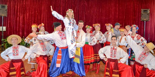 Radost - Dance Ensemble from UKRAINE live at Temple Terrace UMC Tampa