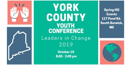 York County Youth Conference 2019 tickets