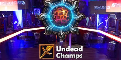 A Year Of Rain - Undead Champs