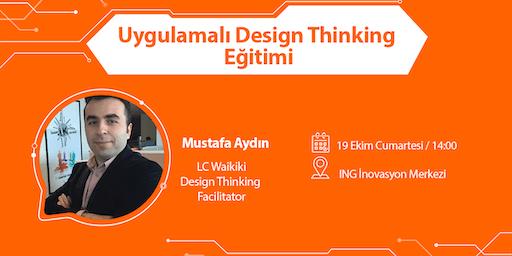 Uygulamalı Design Thinking Eğitimi