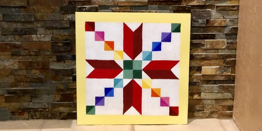 Design and Paint Your Own Barn Quilt