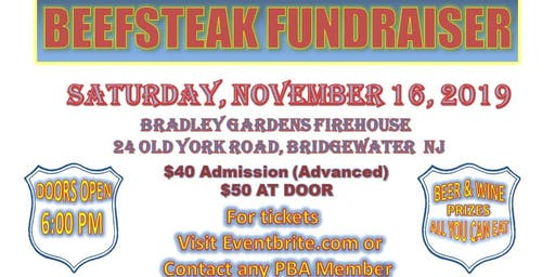 Raritan PBA Local 82 Annual Beefsteak Dinner