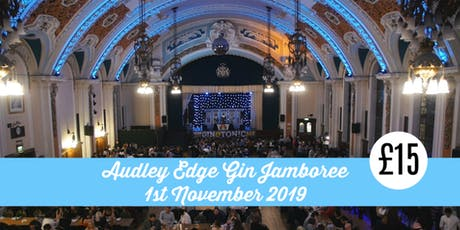 Gin Jamboree Alderley Edge tickets