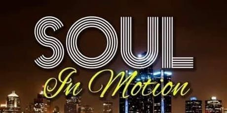 Soul in Motion and Michael St John  tickets