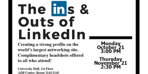 The Ins and Outs of LinkedIn 11/21