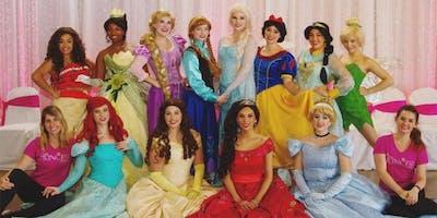 Britt's Fairy Princess Ball
