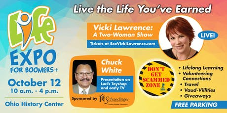 2019 LIFE Expo for Boomers+ tickets