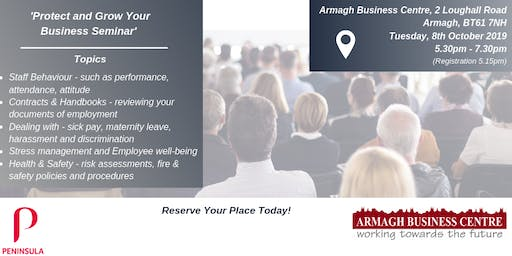 Protect and Grow Your Business Seminar