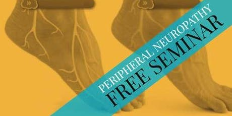 FREE Peripheral Neuropathy & Nerve Pain Breakthrough Dinner Seminar - Conway, SC tickets